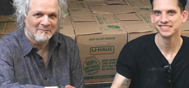 Buying the collection of Al Kooper